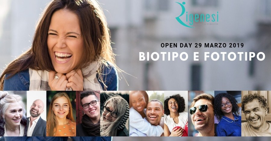 Open Day 29 Marzo 2019